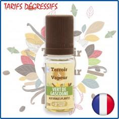 Liquide Vert de Gascogne - Terroir et Vapeur