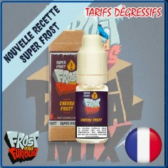 CHERRY FROST SUPER FROST 10 ml - FROST AND FURIOUS