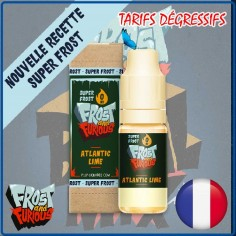 ATLANTIC LIME SUPER FROST 10 ml - FROST AND FURIOUS