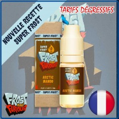 ARCTIC MANGO SUPER FROST 10 ml - FROST AND FURIOUS