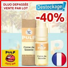 CORNE DE GAZELLE DÉSTOCKAGE - PULP