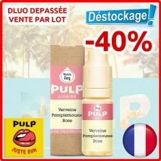 VERVEINE PAMPLEMOUSSE ROSE DÉSTOCKAGE - PULP