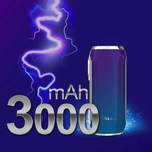 Batterie 80 W iStick Rim - Eleaf - Ecig'N Vape