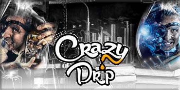 Liquides Ultra Premium Crazy Drip