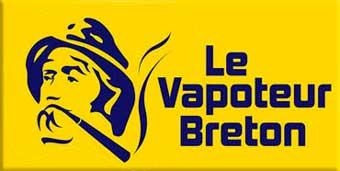 Le Vapoteur Breton - E-liquides 100% Breizh