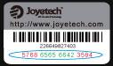 Certificat d'authenticité Joyetech