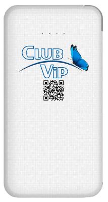 Votre powerbank comme carte de membre VIP - Ecig'N Vape