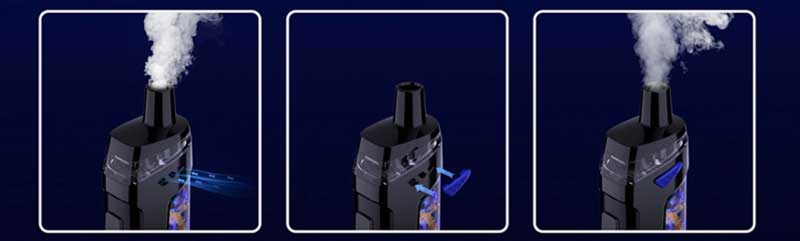 Airflow Target PM80 SE Vaporesso® - Ecig'N Vape