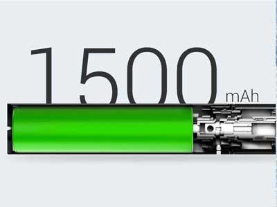 Batterie Tyro Kit de Vaptio® - Ecig'N Vape